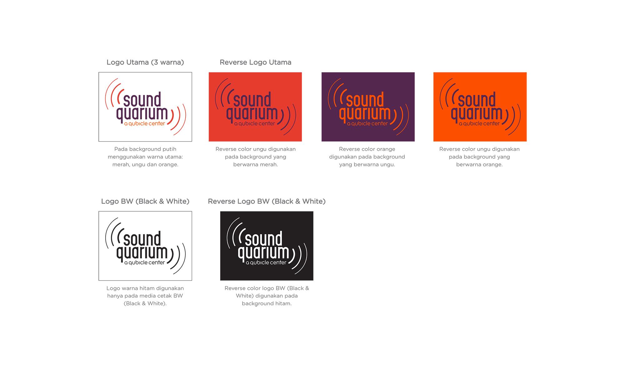 Soundquarium Visual Identity 4
